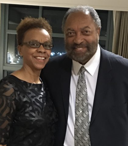 The First Family: Homer and Barbara Hart